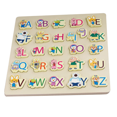 TC8016 | Pororo Alphabet Board