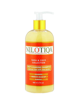 400ml - Deep Cleansing Shampoo