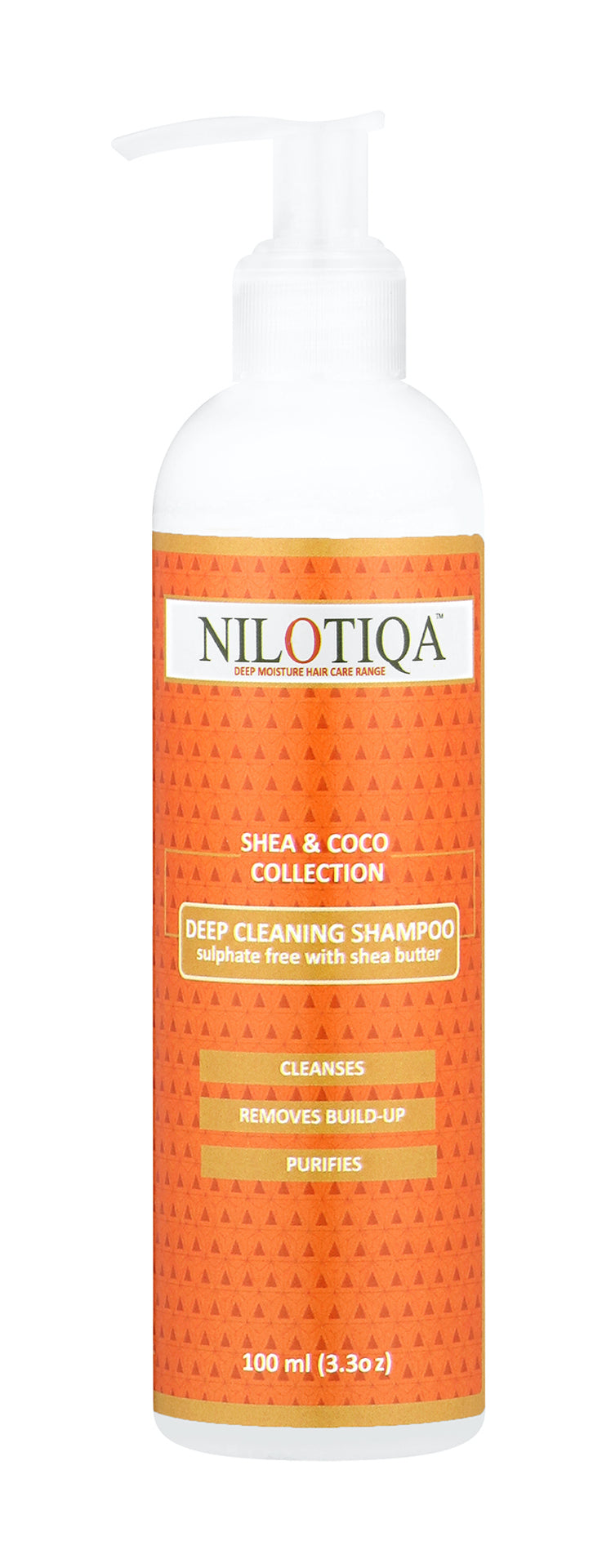 100ml Sulphate Free Cleansing Shampoo
