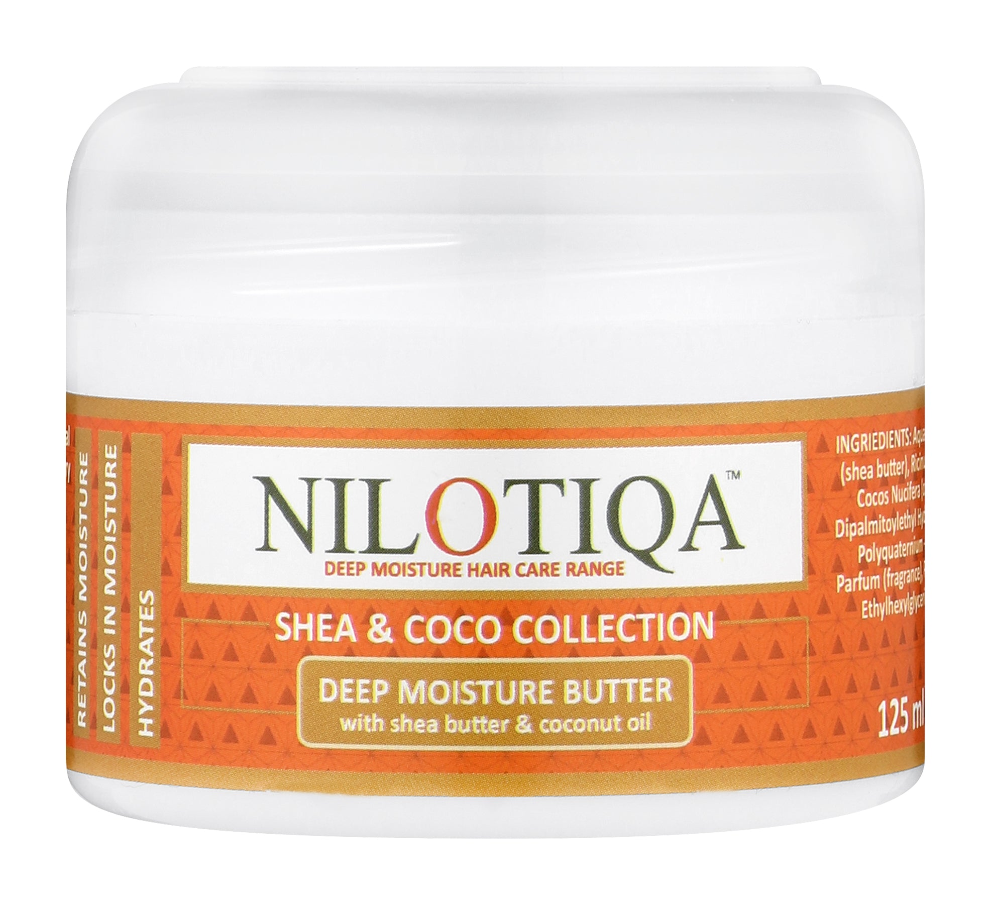 125ml Deep Moisture Hair Butter