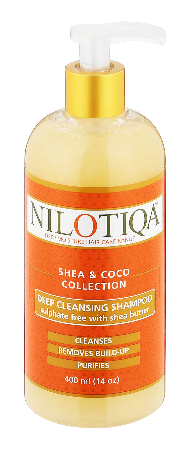 400ml - Sulphate Free Cleansing Shampoo