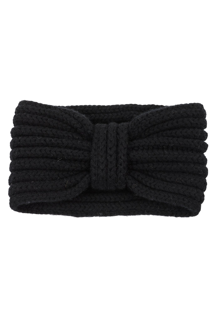 Ear- warmer, Black