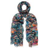 rock and roll silk scarf from beatrice jenkins