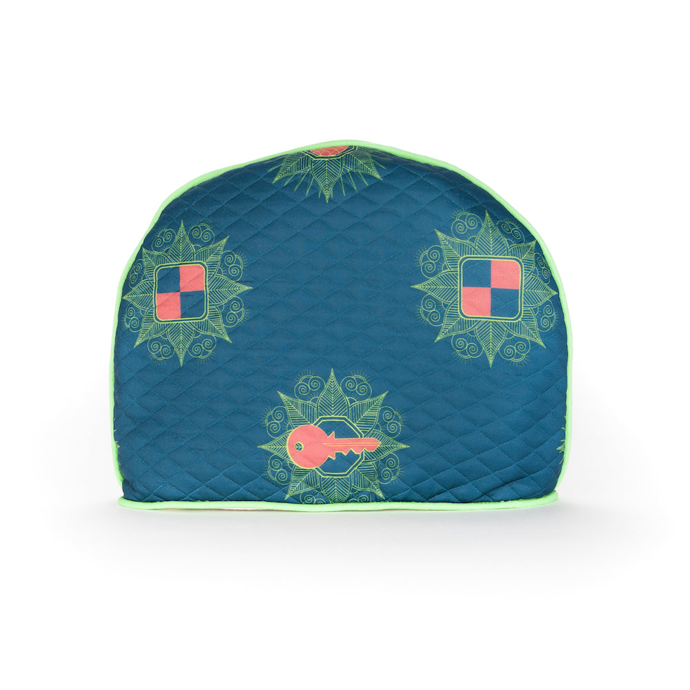 Kattenapple Tea Cosy in Blue