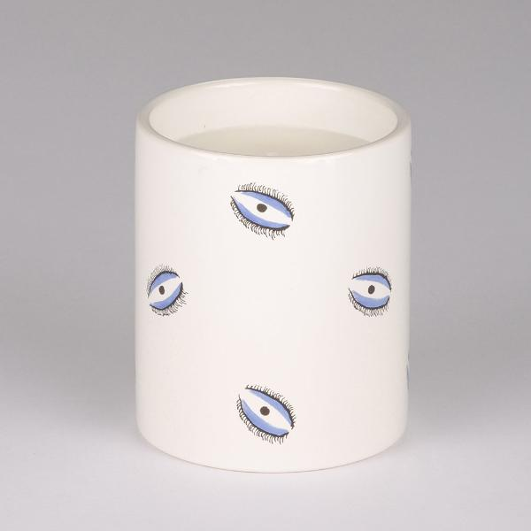 Evil Eye Small Candle