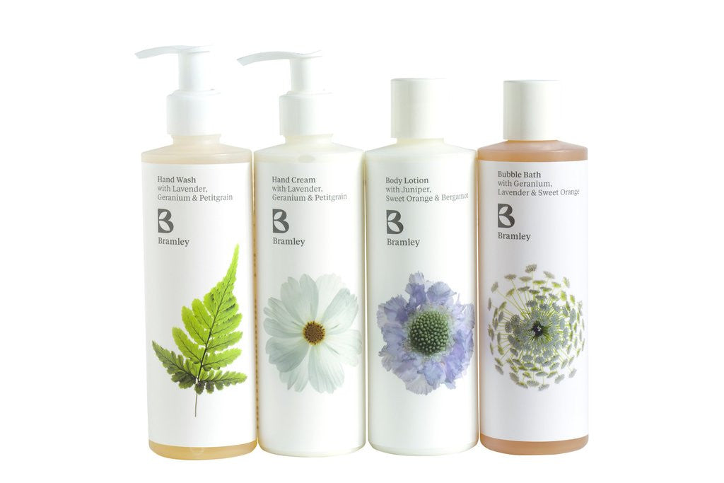Fern Hand & Bath Gift Set