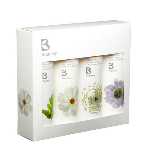 Delphinium Bath Gift Set