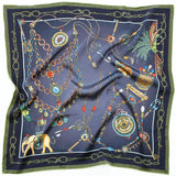 Barnes the Elephant Heirloom Scarf - Gold
