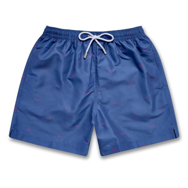 bicycle swimming trunks from l'etale