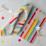 Reversible Star Baby BLANKET
