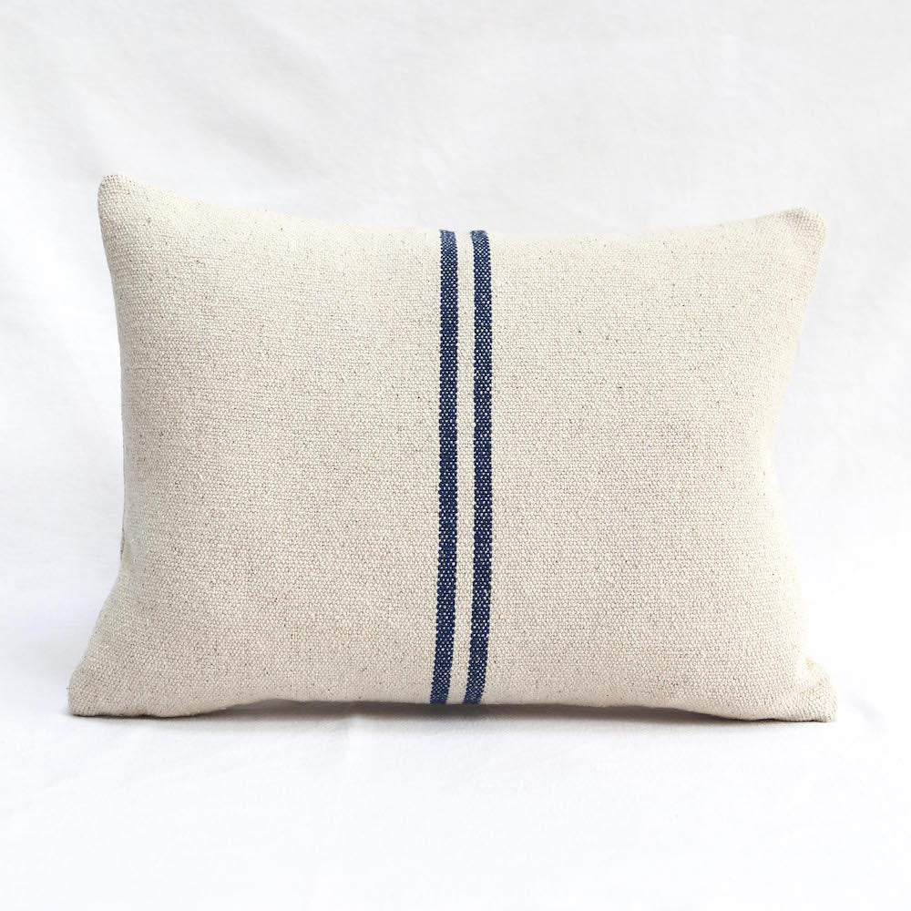 French Linen Oblong Cushion