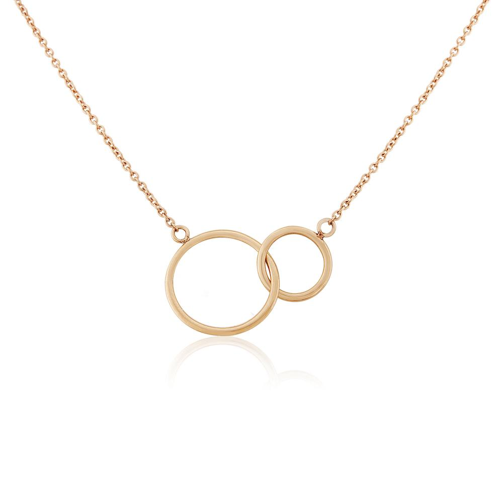 Kelso Necklace - 9ct Rose Gold