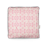 Quaility Print Cushion in Pink