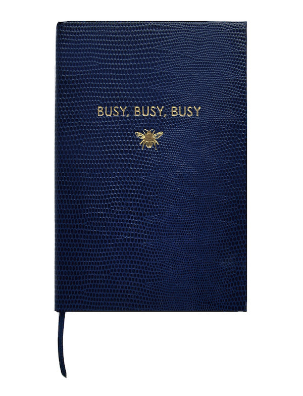 BUSY BUSY BUSY - POCKET NOTEBOOK