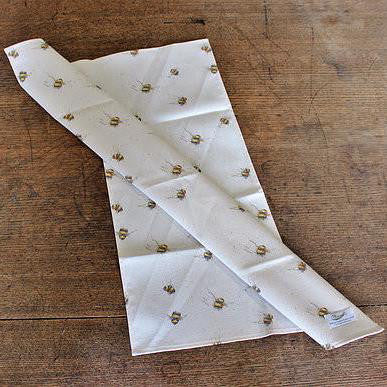 Kattenapple Apron in White