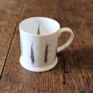 Feather Mini Mug