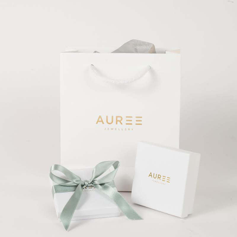Auree jewellery gift packaging