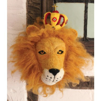Prince Leopold The Lion Head