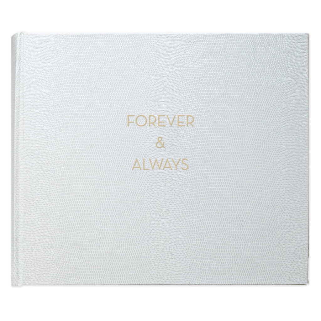 Forever & Always Wedding Album