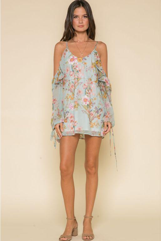 Vestido Morning Bloom
