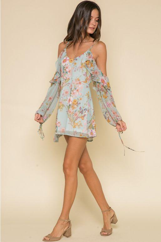 Vestido Morning Bloom - Alo Nui