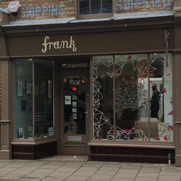 Meet the shopkeeper: Mary Claire, owner of Frank in Whitstable