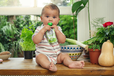 Importance of introducing vegetables in weaning