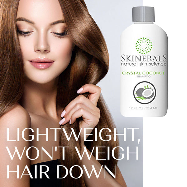 Skinerals Crystal Coconut Shampoo