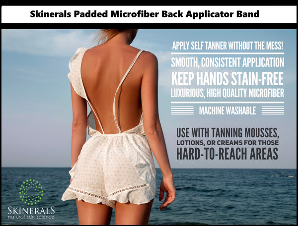 Skinerals Back Applicator Band