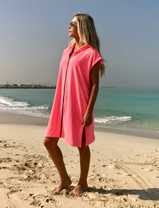 Beach Ponchos with Zipper