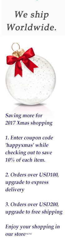 2017 Christmas Shopping Promotion Plan 10% discount for all store items