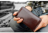 "Genuine Leather+Wool Wallet Protective Cases for iPhone 6/6S,6/6S Plus, fits to screen 4""-5.5"""