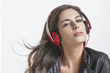 Edifier H750P, Flip and Fold-headphone, Soft foam and leather ear caps, Trendy and Cool Design