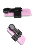 "Polarizer Filter Lens (CPL), High transmittance optical glass, Clip + tripod .Fits to 3.5""-6"" phones"