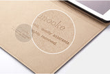 mooke Design Genuine Cowhide Leather Smart Cases for iPad Air  - Auto Sleep/Awake Feature