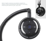 Edifier Professional sound Bluetooth headphones, headset. Leather padded, adjustable ear cups.