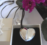 32GB USB Flash Memory Stick, Crystal Heart