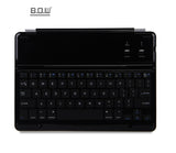 Ultra Slim Aluminum Cover with Bluetooth Keyboard for iPad Air 2 - Turn your iPad Air to a MacBook