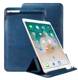"Leather Envelope Sleeve for iPad Pro 10.2"", 9.7"", 10.5"",11"", 12.9"" 1st, 2nd and 3rd Gen - with Stylus Pen Holder"
