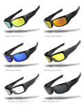 UVA UVB UVC 400 Polarized Video Sunglasses for Driving Outdoor +Headphone Tachograph