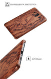 Solid wood phone cases/shells with Kevlar fabric applied for Huawei Mate Pro 10. Give your phone an armor protection.