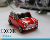 8GB,A Grade USB Flash Memory Stick, Red Mini Car Model