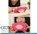 8thDays Monroe's Kisses Series- Samsung Galaxy Note II, N7100 Case Skin -  One Compact Case