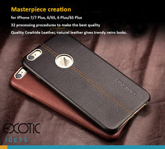 iPhone 8/8 Plus, 7/7 Plus, 6/6S,6/6S Plus Genuine Leather Cases/Skins-32 processing procedure to create a Masterpiece