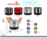 Abramtek Powerful III - Bluetooth MP3 Player Surround Sound Speaker + Subwoofer Effect.