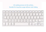 "Bluetooth 3.0 keyboard on light aluminum alloy case with shaft to join with iPad Pro 9.7"" perfectly. Also fit to iPad Air 2"