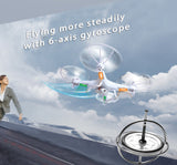 Syma X5C 2.4Ghz 6-axis gyroscope RC Quadcopter Drone with 2M Pixel HD Camera.