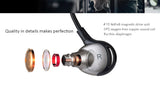 Edifier IPX 7 Waterproof Dustproof Sports Headphones Headset Dual Bluetooth APT-X CVC