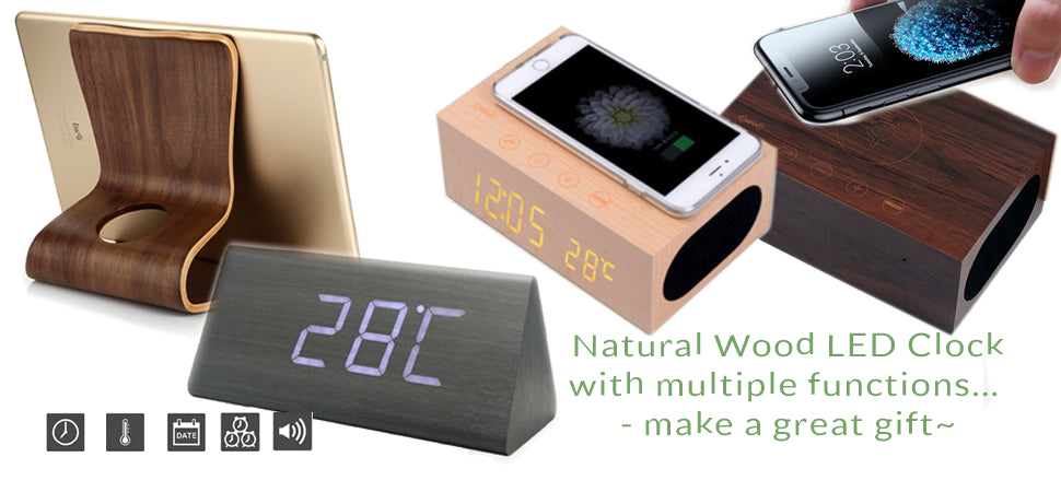 Unique and Exclusive - Handmade Wooden Cases for iPhone - also for Samsung Phones
