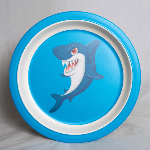 Shark Bamboo Tableware